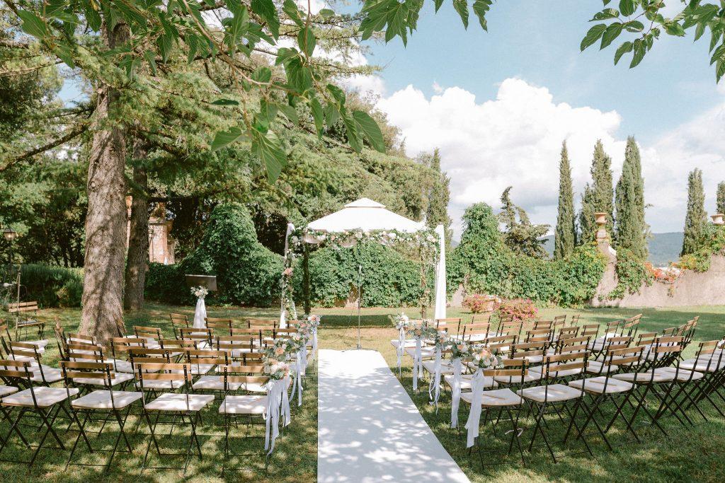 Sandra Weddings - Coordination Wedding Day